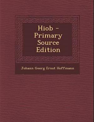 Hiob af Johann Georg Ernst Hoffmann