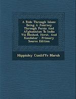 A Ride Through Islam af Hippisley Cunliffe Marsh