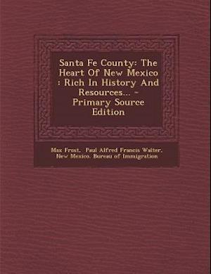 Santa Fe County af Max Frost