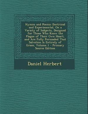 Hymns and Poems af Daniel Herbert