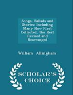 Songs, Ballads and Stories af William Allingham