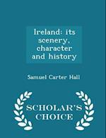 Ireland af Samuel Carter Hall