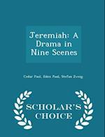 Jeremiah af Cedar Paul