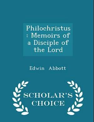 Philochristus af Edwin Abbott