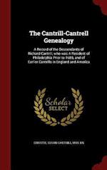 The Cantrill-Cantrell Genealogy af Susan Cantrill Christie