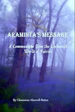 Araminta's Message - A Communique from the Enchanted World of Fairies