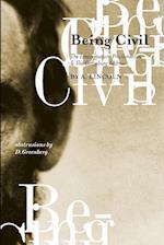 Being Civil af A. Lincoln, D. Greenberg