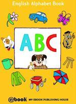 ABC: English Alphabet Book af My Ebook Publishing House