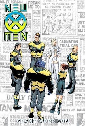 New X-Men Omnibus af Grant Morrison