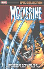 Wolverine Epic Collection af Erik Larsen