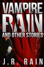 Vampire Rain and Other Stories (Includes Samantha Moon's Blog)