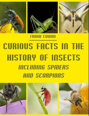Curious Facts in the History of Insects : Including Spiders and Scorpions (Illustrated) af Frank Cowan