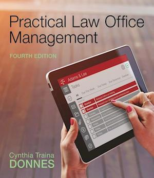 Practical Law Office Management af Cynthia Traina Donnes