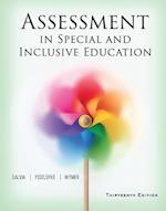 Assessment in Special and Inclusive Education af James E. Ysseldyke