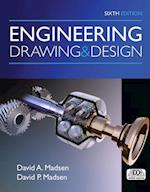 Engineering Drawing and Design af David A. Madsen