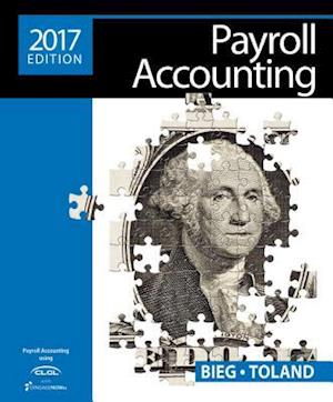 Bog, paperback Payroll Accounting 2017 (with Cengagenow V2, 1 Term Printed Access Card) af Bernard J Bieg