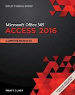 Shelly Cashman Series Microsof Office 365 & Access 2016