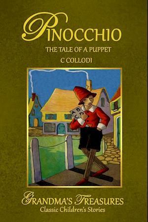 Pinocchio af Grandma's Treasures, C. Collodi
