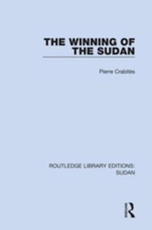 Winning of the Sudan af Pierre Crabites
