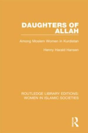 Daughters of Allah af Henny Harald Hansen