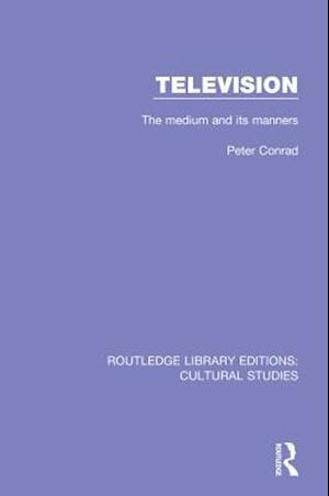 Television af Peter Conrad