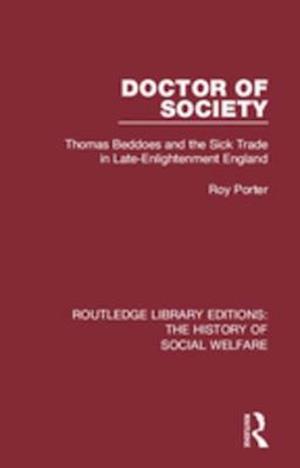 Doctor of Society af Roy Porter