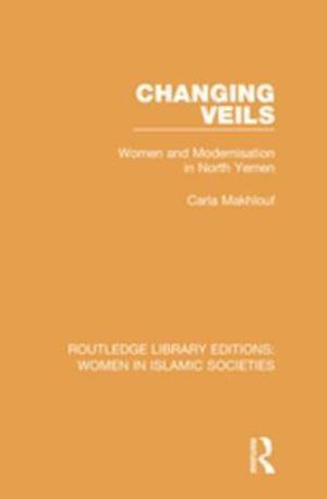Changing Veils af Carla Makhlouf