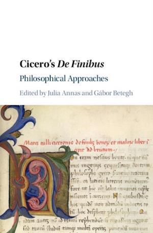 Cicero's De Finibus