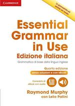 Essential Grammar in Use Book Without Answers with Interactive eBook Italian Edition
