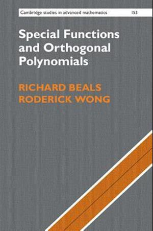 Special Functions and Orthogonal Polynomials af Roderick Wong, Richard Beals