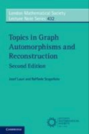 Topics in Graph Automorphisms and Reconstruction af Josef Lauri