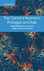 The Canon's Yeoman's Prologue and Tale (Selected Tales from Chaucer)