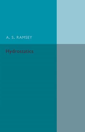 Bog, paperback Hydrostatics af A. S. Ramsey