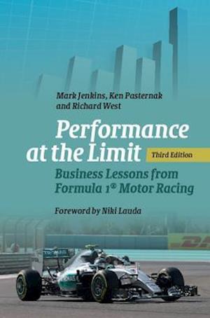 Performance at the Limit af Mark Jenkins, Ken Pasternak, Richard West