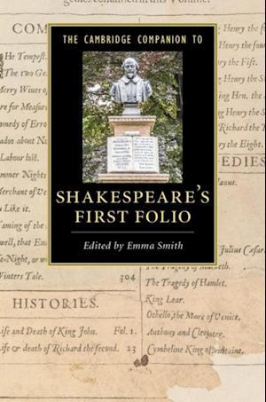 Cambridge Companion to Shakespeare's First Folio