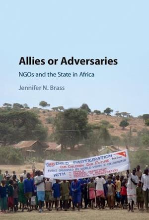 Allies or Adversaries af Jennifer Brass