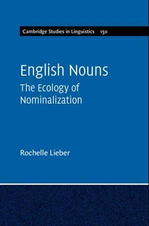 English Nouns af Rochelle Lieber
