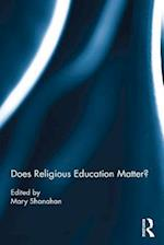 Does Religious Education Matter?