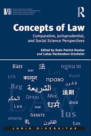 Concepts of Law af Lukas Heckendorn Urscheler