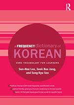 Frequency Dictionary of Korean (Routledge Frequency Dictionaries)