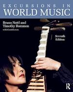 Excursions in World Music, Seventh Edition