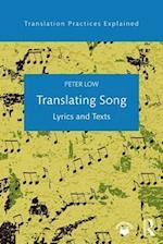Translating Song (Translation Practices Explained)