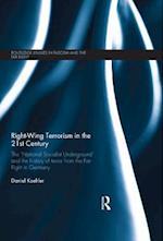 Right-Wing Terrorism in the 21st Century af Daniel Koehler