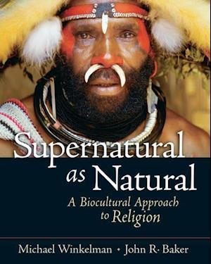 Supernatural as Natural af John R. Baker