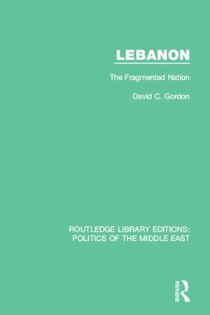 Lebanon af David C. Gordon