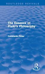 Essence of Plato's Philosophy af Constantin Ritter