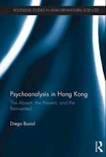 Psychoanalysis in Hong Kong af Diego Busiol