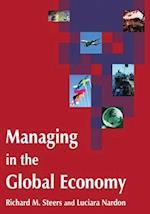 Managing in the Global Economy af Luciara Nardon