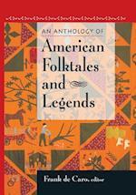 Anthology of American Folktales and Legends af Frank de Caro