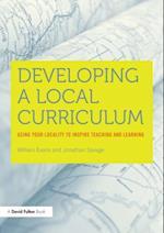 Developing a Local Curriculum af William Evans